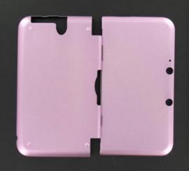 Aluminium Bescherm-Cover Skin voor Nintendo 3DS   Roze