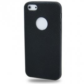 Silicone Bescherm-Hoes Skin Sleeve voor iPhone SE