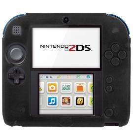 Silicone Bescherm Hoes voor Nintendo 2DS