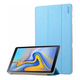 Galaxy Tab A 10.5 - Enkay Bescherm-Cover Etui Map - Blauw - T590