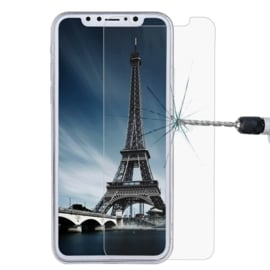 9H Glas Screenprotector Bescherm-Folie voor iPhone X - XS