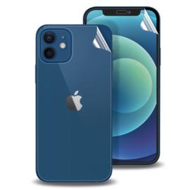 Front & Back Screenprotector Bescherm-Folie voor iPhone 12 Mini