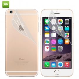 Front & Back Screenprotector Bescherm-Folie voor iPhone 6 - 6S
