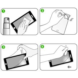 Screenprotector Bescherm-Folie voor iPad Air 4 10.9. A2316