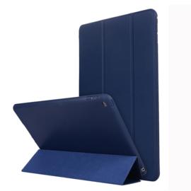 TPU Bescherm-Cover Hoes Map voor iPad 10.2  - Blauw   -   A2197 - A2198