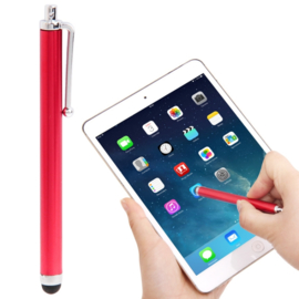 Tablet Touch Pen Stylus - Rood