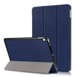 Bescherm-Cover Hoes Map voor iPad Air 3 10.5  - Blauw  A2152 - A2123