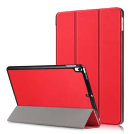 Bescherm-Cover Hoes Map voor iPad Air 3 10.5  - Rood  A2152 - A2123