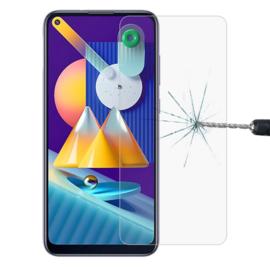 9H Glas Screenprotector Bescherm-Folie voor Samsung Galaxy A11