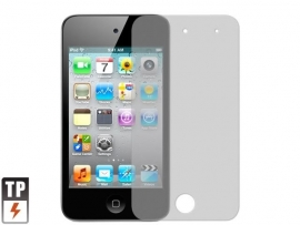 Anti Glare - Ontspiegel - Screenprotector Folie voor iPod Touch 2G en 3G