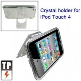 Crystal Case / Bescherm Cover voor iPod Touch 4G
