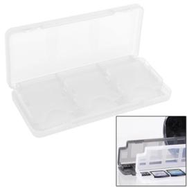 Spel-Box voor 6 Nintendo 2DS - 3DS Game Cards