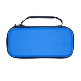 Aerocase Etui Hoes voor Nintendo Switch Lite   Blauw