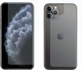 Front & Back Screenprotector Bescherm-Folie voor iPhone 11