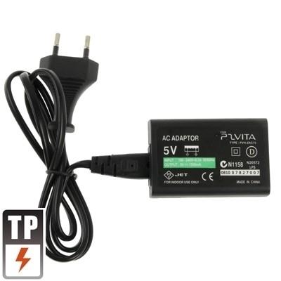 220v Oplader - AC Adapter voor Playstation - PS Vita