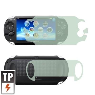 FULL BODY Screenprotector Bescherm Folie voor Playstation PS-Vita