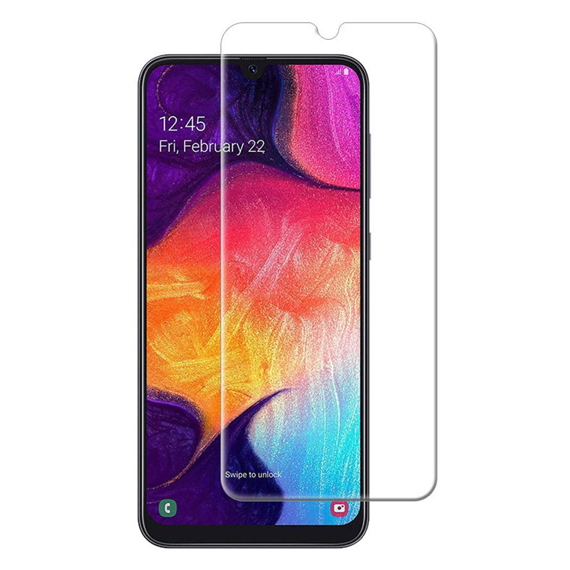 Screenprotector Bescherm-Folie voor Samsung Galaxy A50