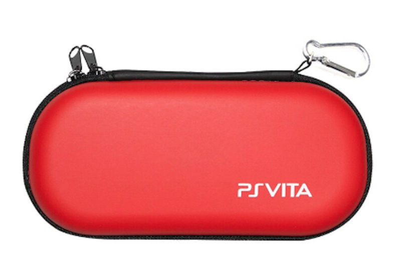 Aerocase Opberg-Etui Hoes voor Playstation - PS Vita   Rood