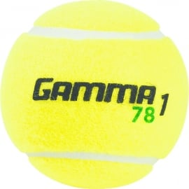 3-pack Gamma Quick Kids tennisballen (stage 1)