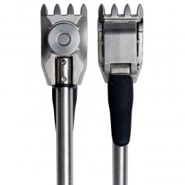4-Tooth Universal String Clamp Premium