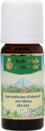 Ayurvedic Herbal Mint Oil Maharishi (10 ml)