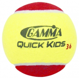 3-pack Gamma Quick Kids tennisballen (stage 3)