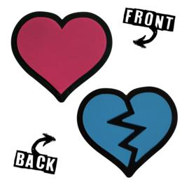 Heart/Broken Heart
