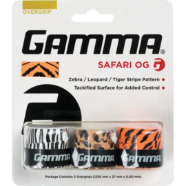 Safari overgrips (3-pack)