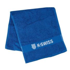 K-Swiss Tennis Towel blue - one size