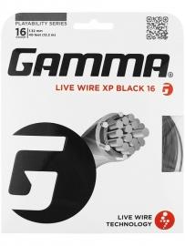 Gamma Live Wire XP Black
