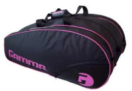 Racket Bag Carbon 15-Tour Lady (black/pink)