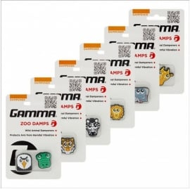 Gamma ZOO Damps (2-pack)