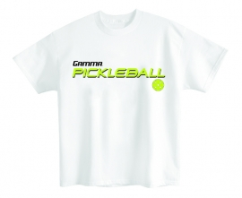 T-shirt Gamma PICKLEBALL