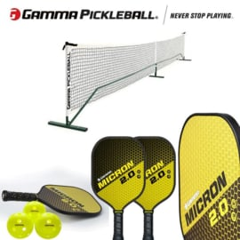 Gamma Pickleball Starter set