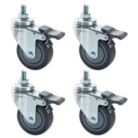 Floorstand Caster Set
