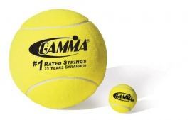 GAMMA Autograph/Promo Tennis Ball