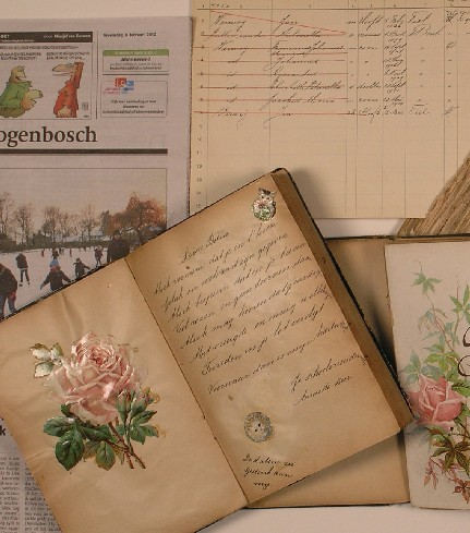 genealogie/archief