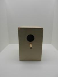 7507Broedblok Valkparkiet (20 x 20 x 30cm) 2.5kg