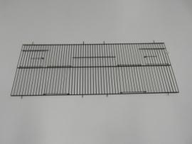 21430-130,0 x 80,0 CM 2 deuren en 2 draaideuren ZWART