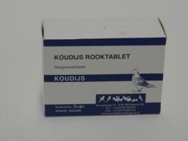 9508Koudijs rooktablet 170 g