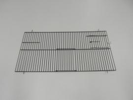 21230-130,0 x 60,0 CM 1 deur en 1 draaideur ZWART
