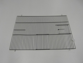 21730-140,0 x 40,0 CM 1 deur en 1 draaideur ZWART