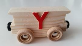 naam trein Y