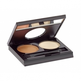 Cream & Powder Concealer Kit  |  Apricot Teint Style no.7