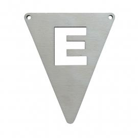 vlagletter E