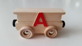 naam trein A