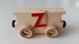 naam trein Z