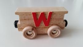 naam trein W