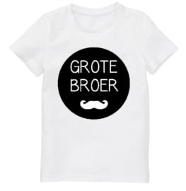 "T-shirt ""Grote Broer"""