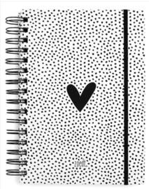Zoedt | bullet journal hart
